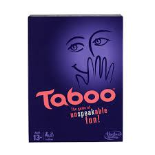 taboo board game kmart