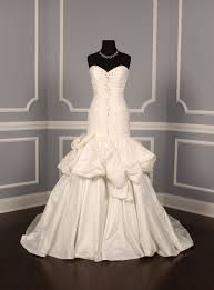 eve of milady e13 1445 wedding dress discounted on sale your