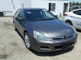 honda accord ex 2006 2006 honda accord ex for sale in fort wayne salvage cars