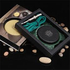 pro 1pcs gp c4 green color round 360 degree tattoo foot pedal