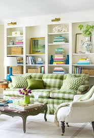 Decorating With Green  Ideas For Green Rooms And Home Decor - Green living room design