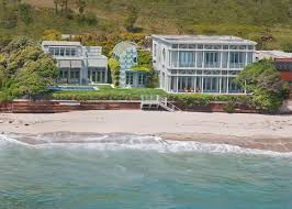 luxury malibu estate with beach frontage idesignarch interior