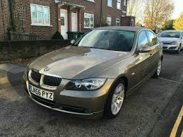 bmw 3 series e90 330d manual full service history in walthamstow