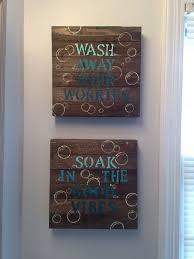 half bathroom wall decor ideas best 25 bathroom wall decor ideas
