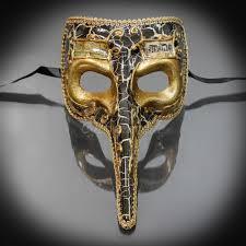 plague doctor masquerade mask plague doctor masquerade mask notes black gold