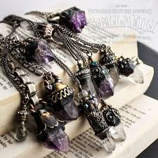 crystal jewellery necklace images Best 25 crystal jewelry ideas etsy jewelry jpg