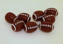 football favors football craft tutorial day candy party favors dollar
