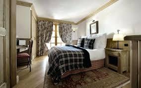 chambre chalet luxe deco chambre chalet idee de deco pour chambre la dco style chalet