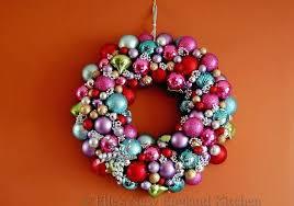 a wreath m wreth make ornament