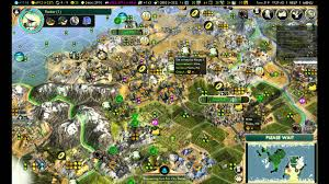 Manifest Destiny Map Civilization V Bnw Cthulhu Part 10 Manifest Destiny Youtube