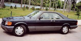 mercedes s class 1986 cars european sports car