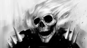 pixel halloween skeleton background 137 ghost rider hd wallpapers backgrounds wallpaper abyss