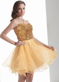 sparkly sequin cheap short gold prom dresses under 50