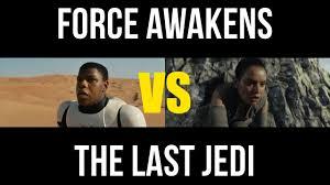 Side By Side Meme - star wars the last jedi teaser side by side w force awakens
