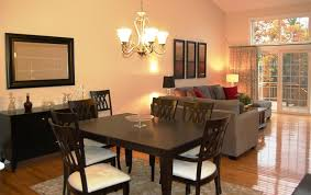 Decorations For Dining Room Walls Photo Of Exemplary Inspiring - Decorating dining room walls
