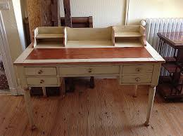 bureau merisier bureau merisier occasion lovely bureau bois massif ancien mzaol hi