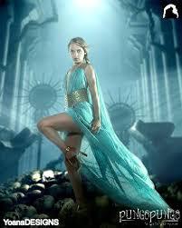 khaleesi costume of thrones daenerys targaryen qarth dress khaleesi costume