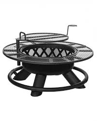 Fire Pit Ring With Grill by Marvelous 48 Inch Galvanized Fire Pit Ring Quick View Big Horn
