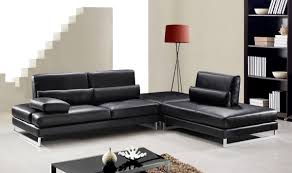 Furniture Leather Sectional Sofa Design Ideas And Modern Leather - Contemporary leather sofas design