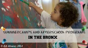 summer cs and afterschool programs in the bronx