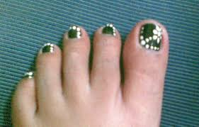 nail art flowers for toes nail toenail designs art