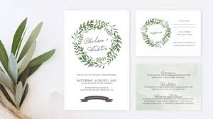 wedding invitation layout wedding invitation sles magnetstreet