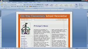 bunch ideas of microsoft office word 2007 newspaper template with