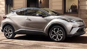 toyota suv toyota c hr suv interior revealed ahead of 2017 launch car