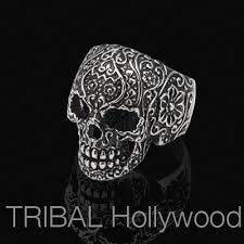 man steel rings images Stainless steel rings for men tribal hollywood jpg