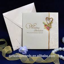 Invitation Cards Handmade - 2014 cheap handmade wedding invitation card with hearts