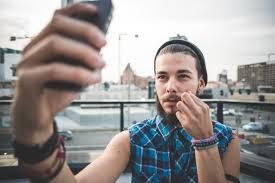 Take A Selfie Let Me Take A Selfie Men U0027s Selfie Posts On Social Media May