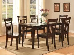 Kitchen  Wickered Carpet Dark Wooden Floor Simple Country Style - Country style kitchen tables