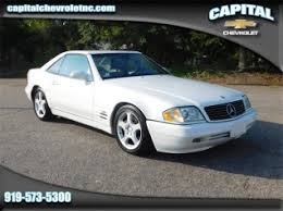mercedes of raleigh durham used mercedes sl class for sale in durham nc 17 used sl