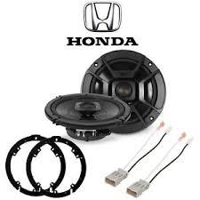 2006 honda civic speakers honda civic 2006 2011 front or rear speaker upgrade kit polk audio