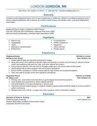 registered nurse resumes hitecauto us