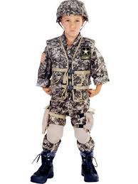 Call Duty Black Ops 2 Halloween Costumes Boys Military Costumes Kids Military Halloween Costume Boys