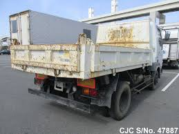 2004 mitsubishi fuso fighter truck for sale stock no 47887