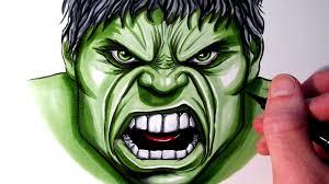 u0027s draw hulk fan art friday