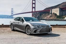tan lexus fifth generation lexus ls is sleek and athletic motoring news