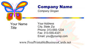 designs free free printable business card templates pdf with