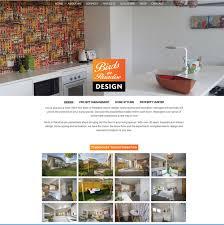 website design for interior designer whangarei website design