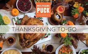 thanksgiving to go wolfgang puck