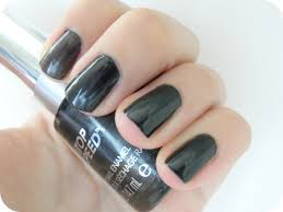 get lost in revlon u0027s black star fast dry nail polish review