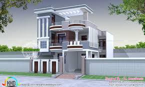 2600 sq ft cute decorative contemporary home kerala design unusual