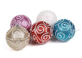 Sequin And Glitter Christmas Ball Decorations by Ornament Owl Picture More Detailed Picture About Christmas