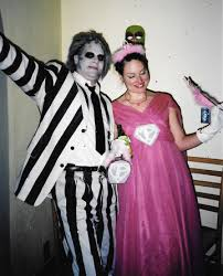 Mens 80s Halloween Costumes Beetlejuice Halloween Costume Totally 80s