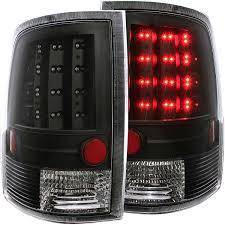 dodge ram led tail lights anzo 311144 dodge ram 2500 3500 l e d tail lights