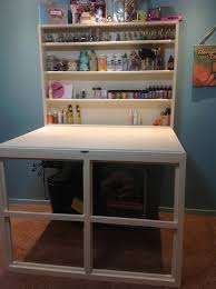 Diy Craft Desk Craft Desk With Storage Best 25 Craft Desk Ideas On Pinterest Diy