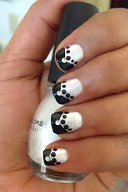348 best polka dot nails images on pinterest polka dot nails