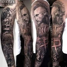 tattoos for sleeves viking getattoos us